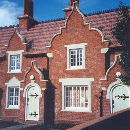 Holy Trinity Heathtown Almshouse, Wolverhampton – AFTER