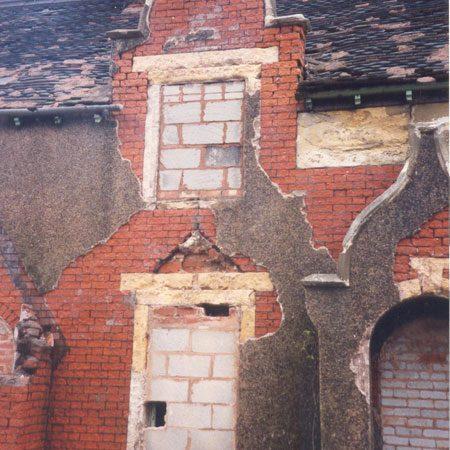 Holy Trinity Heathtown Almshouse, Wolverhampton – BEFORE