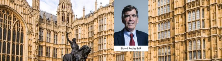 David Rutley MP